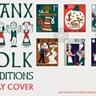 Manx Folk Traditions by Jay Cover