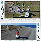 Isle of Man Lighthouses 200 - (Set Mint)