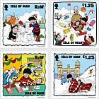 A Beano Christmas on the Isle of Man 2018 - (Set Mint)