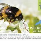 Isle of Man Wildlife - VVD Self Adhesive Booklet