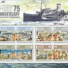 D-Day 75 - Commemorative Sheetlet Mint
