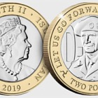 D-Day Commemorative £2 Coin - Montogomery