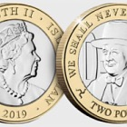 D-Day Commemorative £2 Coin - Churchill