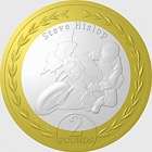 30th Anniversary of Steve Hislop's 120mph Lap Coins