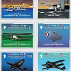 100 Years of Transatlantic Flight - Set Mint
