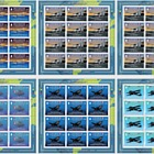 100 Years of Transatlantic Flight - Full Sheet Mint