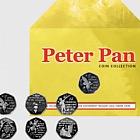 Coleccion de Monedas de Peter Pan Six 50p