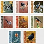 Town and Country Birds - Set Mint