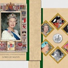 2012 Diamond Jubilee Stamp & Coin Pack