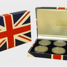 2012 Olympic Collection of Crowns