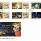 The Story of the Nativity - Self Adhesive FDC