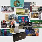 Jahressammlung von Präsentationspaketen