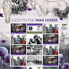 PRE ORDER - Elegy to the War Horse Commemorative Sheetlet - CTO