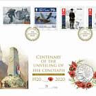 Das 100-jährige Jubiläum der Enthüllung des Kenotaph PNC