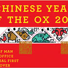 Chinese Year Of The Ox