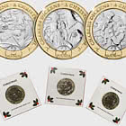 2020 Isle of Man 'A Christmas Carol' Three Coin Collection