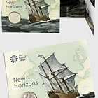 Mayflower 400 Brilliant Uncirculated £ 2 Coin Gift Pack