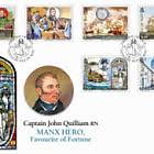 Captain John Quilliam RN – Manx Hero - Favourite of Fortune