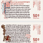 Iceland- Denmark Joint Issue