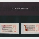 Giftfolder Containing 2 Stamps & 1 S/S of the Danish Stamps