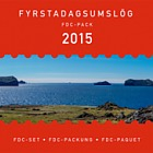 FDC Yearpack 2015 - 50% DISCOUNT!