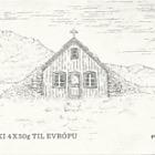 Old Icelandic Buildings