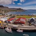 New Postcards 2017 - The town of Patreksfjörður