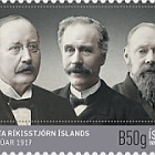 Iceland's first government
