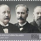Die erste Regierung Islands