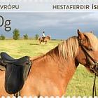 Tourist Stamps VI- (Horse)