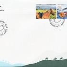 Tourist Stamps VI- (FDC Set)