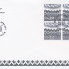 SEPAC- Handcraft - The Icelandic Sweater- (FDC Block of 4)