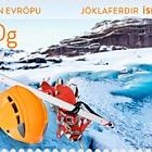 Tourist Stamps VI- (Glacier Tours)