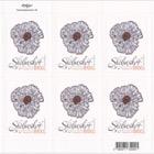 Wild Icelandic Vegetation II - (Bullseye Lichen Sheetlet)