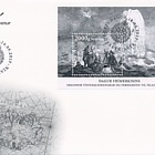 Day of the Stamp - 250 Years of Foreign Expeditions and Traveling to Iceland