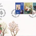 Christmas Stamps 2017 - (FDC Set)