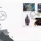 Icelandic Art VIII  (FDC Set)