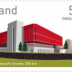 The National Library of Iceland 200th Anniversary