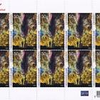Tourist Stamps VII - (Caving Sheetlet)