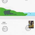 Tourist Stamps VII - (FDC Single Stamp)