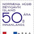 50 ° Anniversario della Casa Nordica a Reykjavík