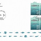 Norden Stamps 2018 - (FDC Block of 4)