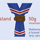 Scouting in Iceland 100th Anniversary