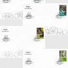 Icelandic Contemporary Design IX - Landscape Architecture - FDC Single Stamp