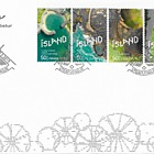 Icelandic Contemporary Design IX - Landscape Architecture - FDC Set