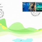 Tourist Stamps VIII - Diving Tours and Northern Lights - FDC Set