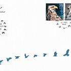 Europa 2019 - Icelandic Birds - FDC Set