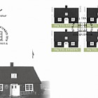 Sepac 2019 - Old Residential Houses - FDC Block of 4