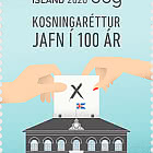 100 Years of Equal Voting Rights for all Icelandic Citizens