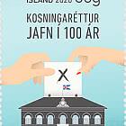 100 Años de Igualdad de Derechos de Voto Para Todos los Ciudadanos Islandeses